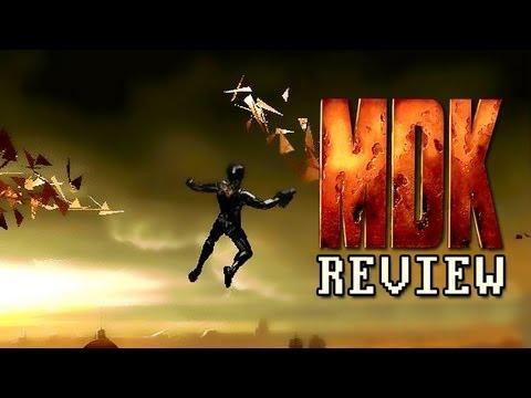 LGR - MDK - DOS PC Game Review