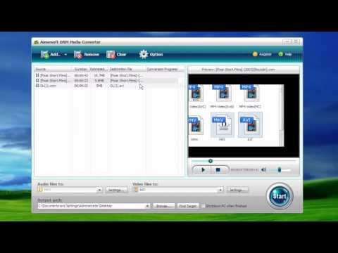 How To Remove DRM From WMV Video