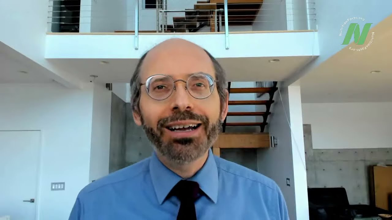 Live Q&A with Dr. Greger