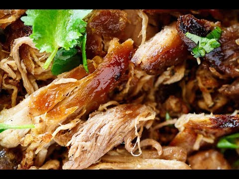 Recipe: Mexican Slow Cooked Pulled Pork