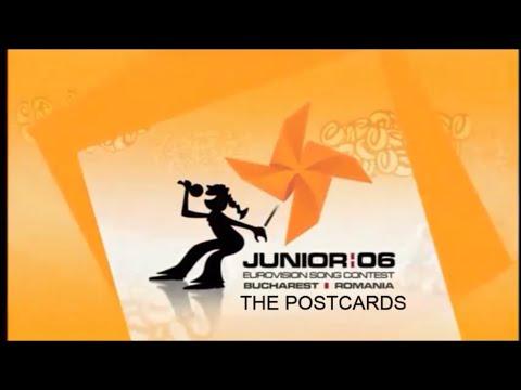 Junior Eurovision 2006 : The Postcards