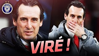 VIDEO: Emery et Arsenal, c'est FINI ! - La Quotidienne #588