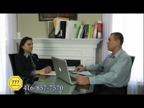 Part 2. Tax Time with Pavel Tishchevskiy. Business Income.  Toronto, Canada.