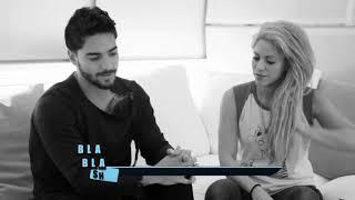 "Shakira y Maluma estrenan nuevo sencillo ""Trap"""