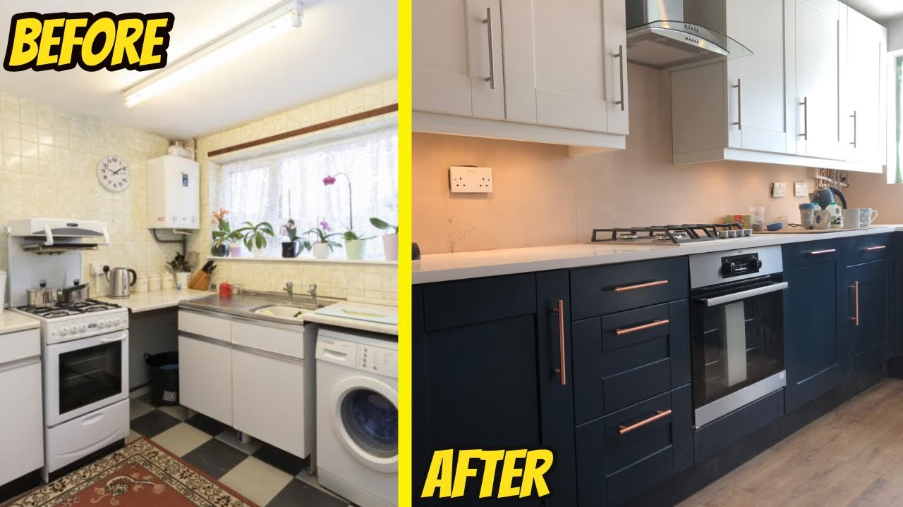 Home Renovation Uk New Kitchen Bathroom Rewire Flooring Plastering Plumbing House Renovation Youtube