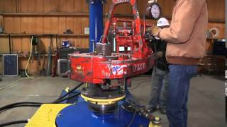Tong Test Stand Demonstration