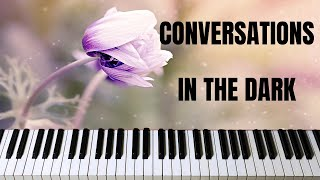 John Legend - Conversations In The Dark (Piano Cover)