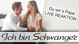 Schwanger / so hab ich es ihm gesagt / live