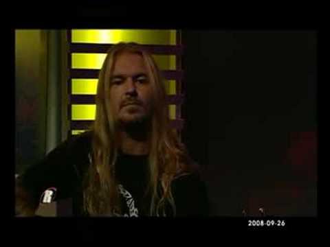 Evergrey - Torn (live accoustic at Rivstart radio show)