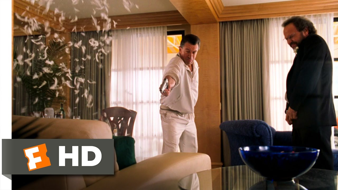 Analyze This 2 4 Movie Clip Hit The Pillow 1999 Hd Youtube