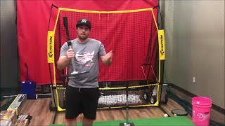"Tanner Tee 26""-43"" Product Review Best Batting Tee"