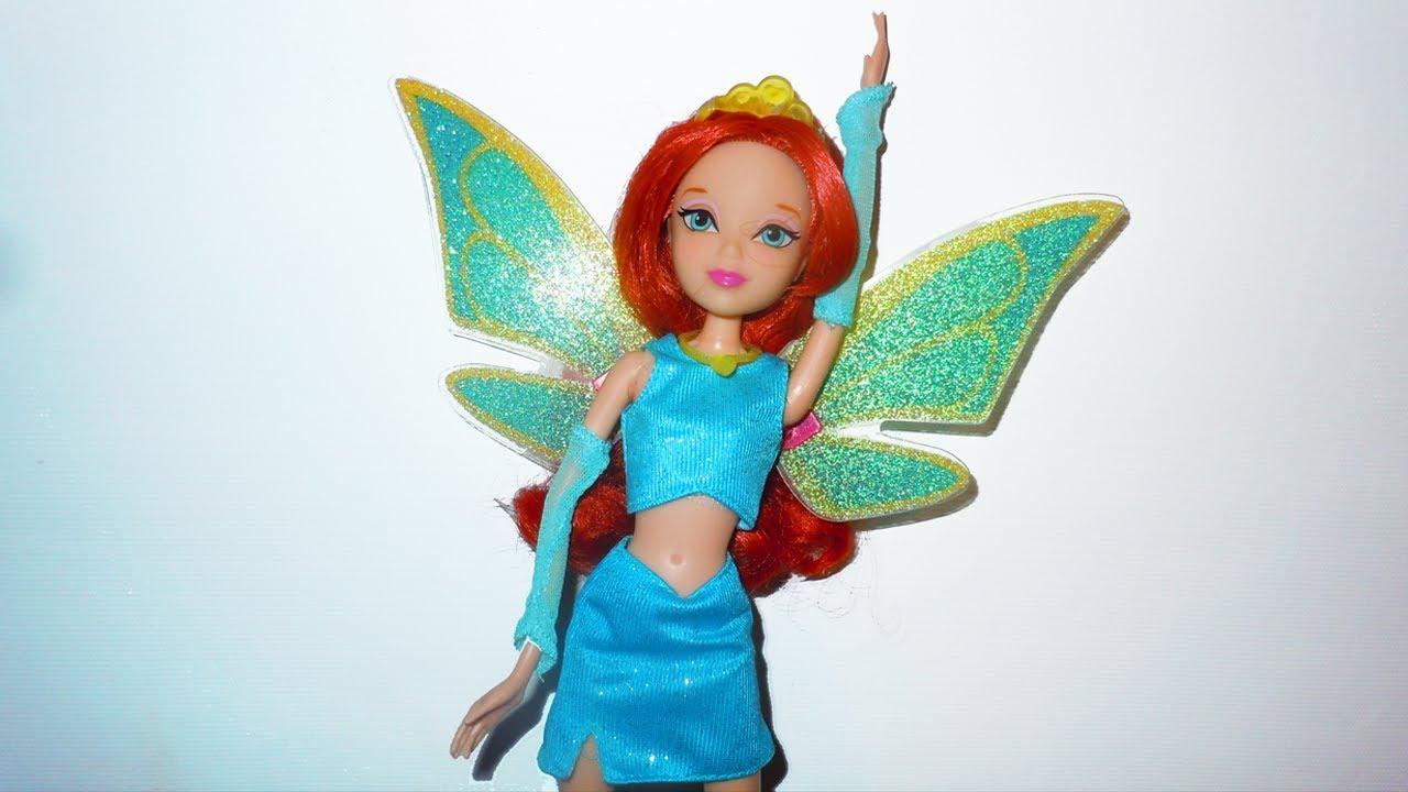 Winx Club Bloom Charmix Doll Toys R Us Exclusive Doll