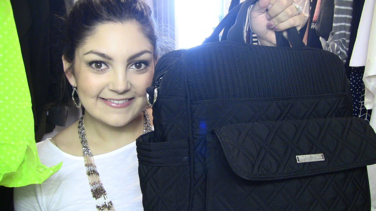 prada bag authentic - Whats in my Diaper Bag! - YouTube