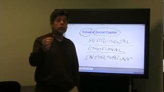 Social Capital - Impact With Disabilities