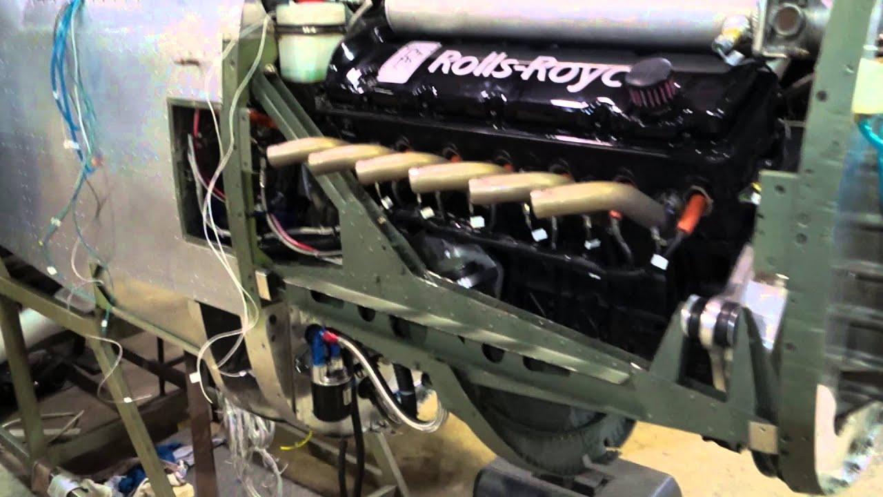 Titan T51B BMW 12 Cylinder  YouTube