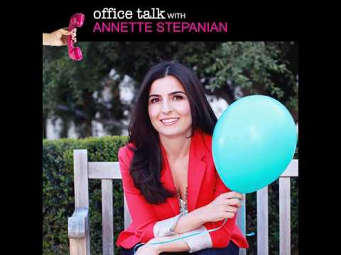 Ep. 000: About the Show and Your Host Annette Stepanian