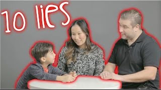 Top 10 Facts - Lies Your Parents Told You as a Kid
