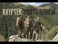 Kryptek Pants Review Video #1 - The gear of Top Priority Hunting