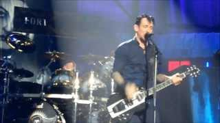 Volbeat - Lola Montez (gothenburg, Sweden)