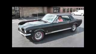 1965 Ford Mustang GT K Code Coupe