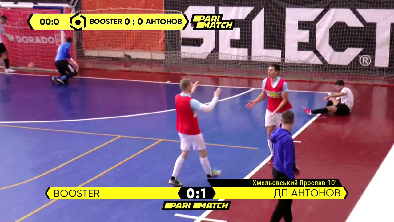 Огляд матчу | Booster 2 : 2 ДП Антонов