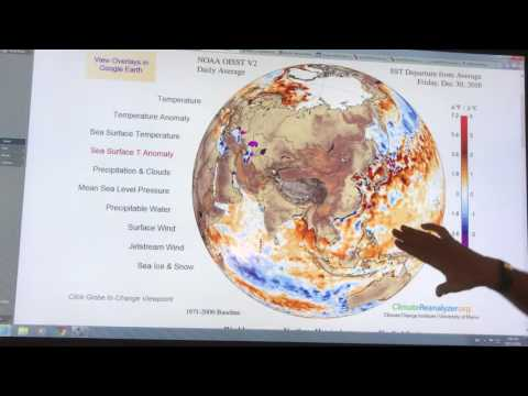 Abrupt Climate Disrupting Arctic Changes: Part 1 of 2