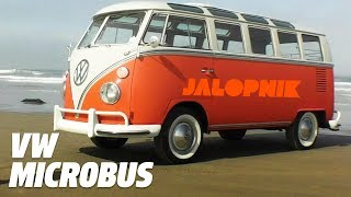 5 Things To Know About The Iconic VW Microbus