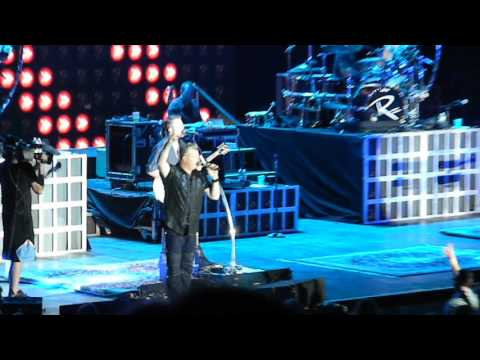 "Rascal Flatts- Rhythm And Roots Tour 2016 ""Rewind"" (LIVE In St. Augustine FL)"