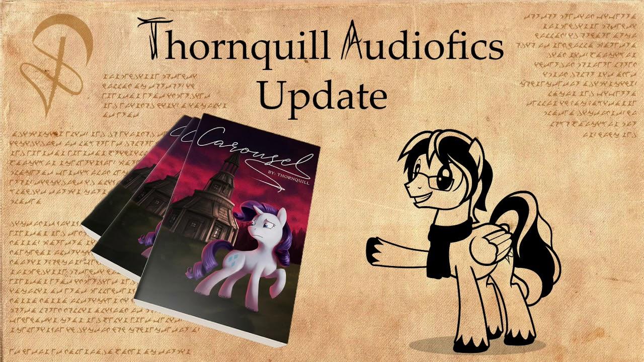 Update: Bronycon, Carousel Print Run, & Panels!