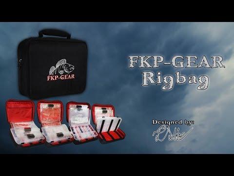 FKP-GEAR Rigbag/Riggväska