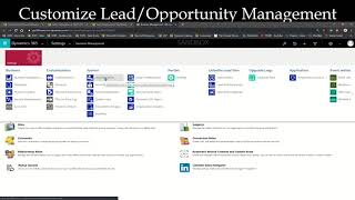 Dynamics 365 - Lead to Opportunity Management - Wave 2 Release