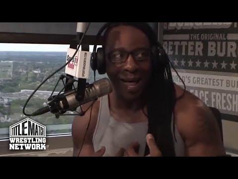 Booker T on MVP Podcast Leaving MLW: Major League Wrestling