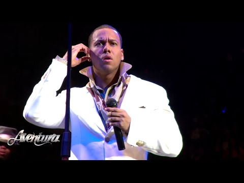 Aventura - Enséñame a Olvidar (Sold Out at Madison Square Garden)
