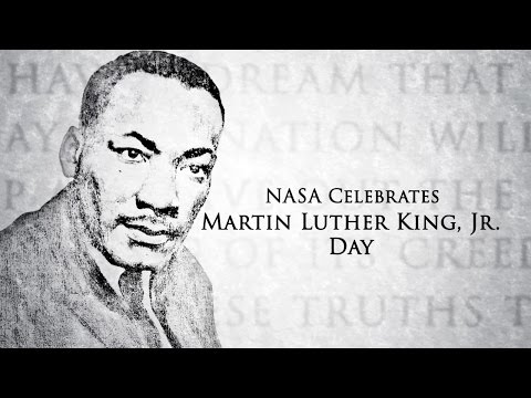NASA Celebrates Dr. Martin Luther King, Jr. Day of Service