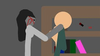 Horror Apartment - Stick Nodes Horror Animation