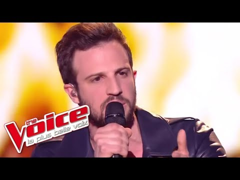Starboy - The WeekNd | Marvin Dupré | The Voice France 2017 | Live