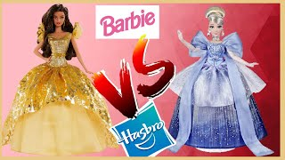 BARBIE VS. HASBRO  Holiday 2020 UNBOXING AND REVIEW
