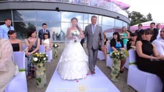 Свадьба в цвете лайм-лимон. Максим и Анна