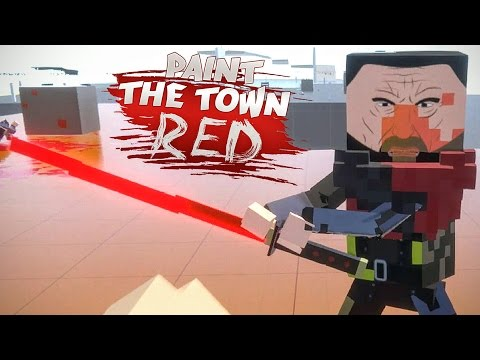 NEW SANDBOX UPDATE! - Paint The Town Red #27