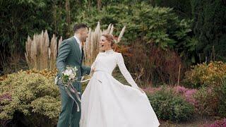 Trouwvideo Ollie & Lydia - Paviljoen de Witte, Rosarium, Greens Westbroekpark - Sabka Wedding Films