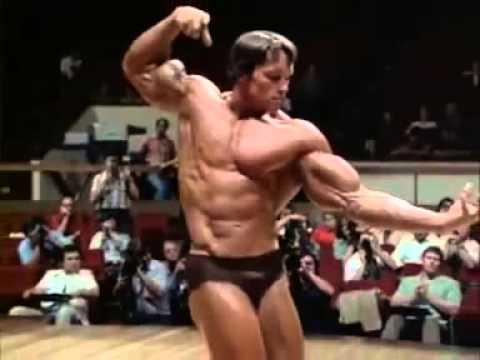 Арнольд Шварценеггер выиграл Мистер Олимпия в 1975 году