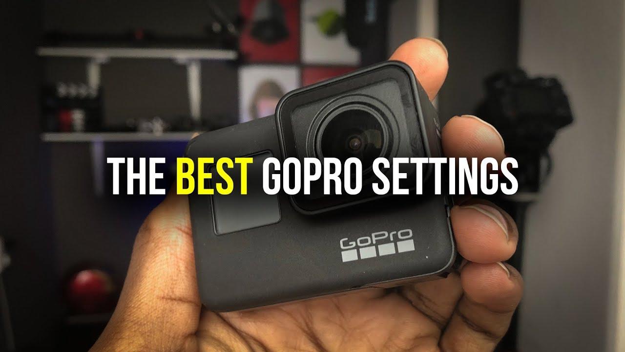Best Gopro Hero 7 Black Best Settings For Cinematic Footage 4k 60 Hypersmooth Youtube