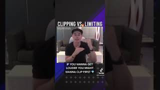 Clipping vs Limiting in Mastering with Luca Pretolesi