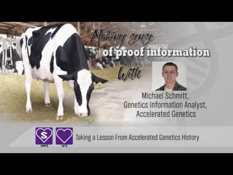 Wellness Traits: Taking A Lesson from Accelerated Genetics History