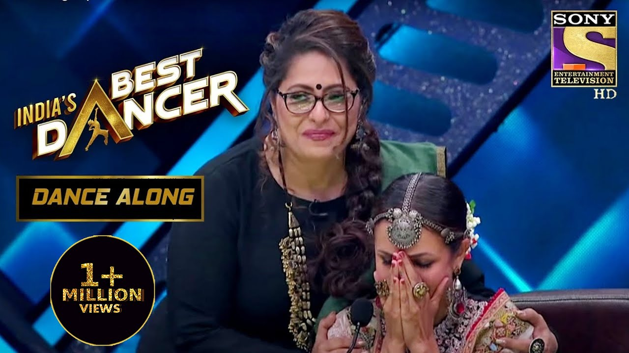 Download इस Performance ने कर दिया Mallika Arora को Emotional! | India's Best Dancer | Dance Along