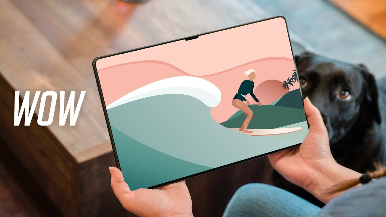 Download Samsung Galaxy Tab S8 Ultra - FIRST LOOK
