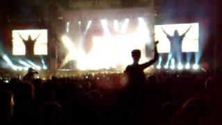Fatboy Slim live @ Opener Festival Gdynia 2010 Jump Around \ Gangster Tripping \ Dirty Harry