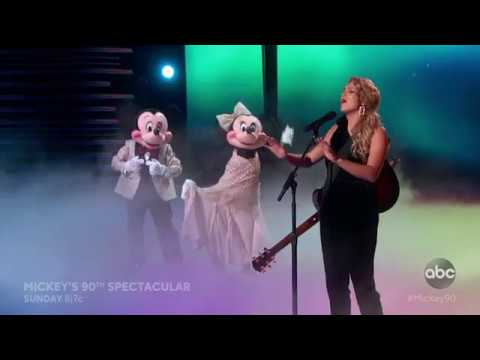 Tori Kelly – Mickey's 90th Spectacular