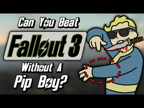 Can You Beat Fallout 3 Without A Pip-Boy? thumbnail