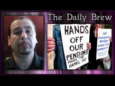 THE DAILY BREW #31 (7/23/2013) Coffee & The Morning Headlines #PTN